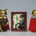 Viking Emperor Custom Minifigure