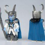 BrothersFigure x Rex MiniBrick Ice Loki Custom Minifigure