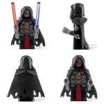 Darth Revan FST Custom Minifigure