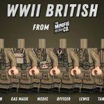 TMC WWII British Bodies