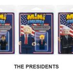USA President Custom Minifigures