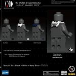 Batman Half Mask XC Set