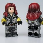Black Widow Movie Custom Minifigures