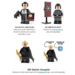 FST MAY THE 4TH Custom Minifigures