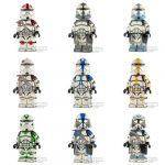 Clone Army Customs Minifigures