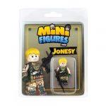 Jonesy Custom Minifigure