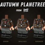 TMC German Autumn Planetree Bodies
