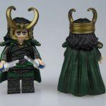 Warehouse 8 Loki Custom Minifigure
