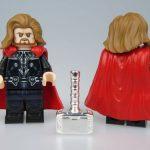 LeYiLeBrick Thor & Metal Weapon Custom Minifigure