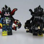 LeYiLeBrick Venom Dr Strange Custom Minifigure