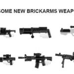 BrickArms Oct 2021 Releases