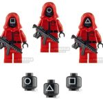 FST Game Marshall Custom Minifigures
