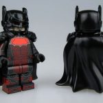 LeYiLeBrick Batman 3000 Pad Custom Minifigure