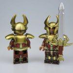 LeYiLeBrick Heimdall Custom Minifigure